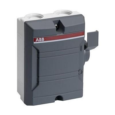 Airco werkschakelaar ABB